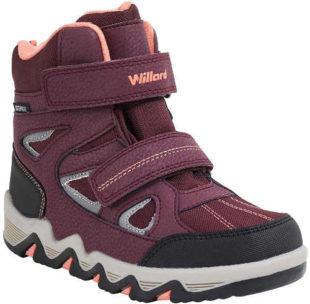 Dětské kotníkové boty s voděodolnou membránou