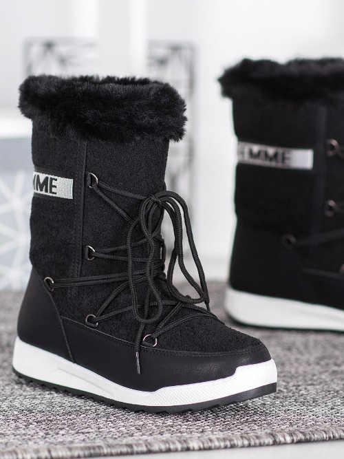 Kvalitní dámská obuv na sezónu podzim-zima