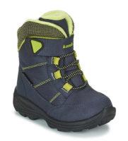 Kvalitní zateplené dětské boty na zimu