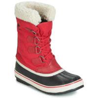 Stylové dámské zimní boty se zatepleným vnitřkem