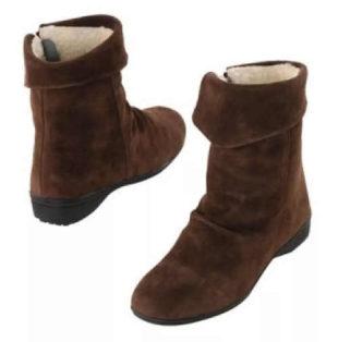 Kotníkové dámské zimní boty s teplou podšívkou