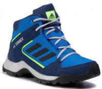 Dámské modré outdoorové boty Adidas Terrex Hyperhiker