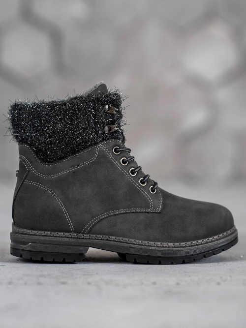pohodlná dámská obuv na podzim a zimu