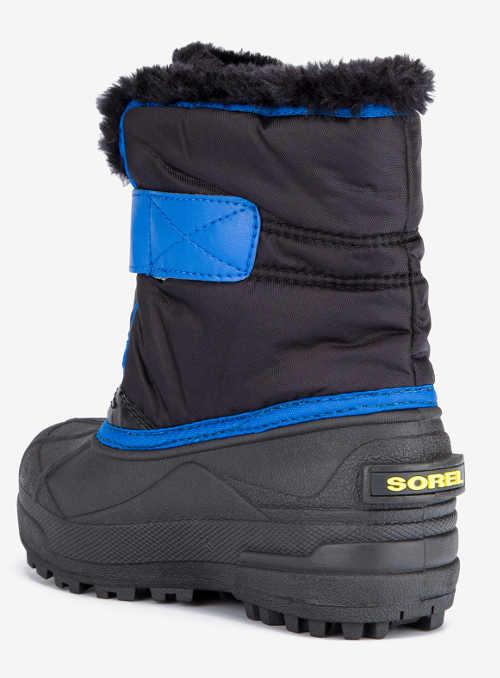 Teplé dětské zimní boty Sorel