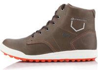 Pánské hnědé kotníkové boty Alpine Pro