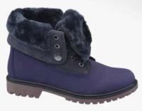 Dámské zimní boty s kožíškem a nastavitelnou výškou