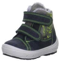 Chlapecké zimní boty GROOVY se zapínáním na suchý zip