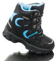 Dětské zimní boty Bugga s nepromokavou membránou