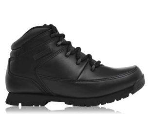 Šněrovací pánské kotníkové boty