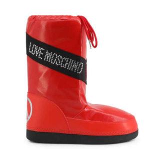 Luxusní dámské sněhule Love Moschino