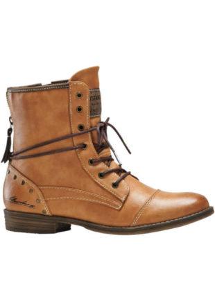 Pohodlné moderní šněrovací boty tzv. workery